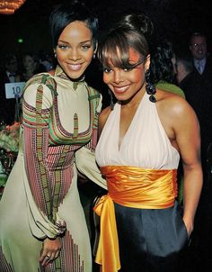 Janet & Rihanna