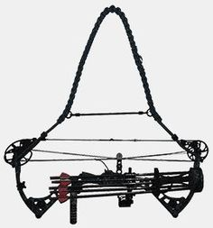 TROPHY HUNTING PRODUCTS INC Stalker Bow Sling Black, EA