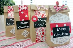 Life Love and Hiccups: Some Teacher Christmas Gift Ideas - That Won't Break The Bank!