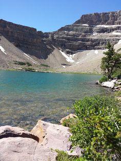Amethyst Lake Trail - 12 miles