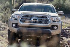 2016 Toyota Tacoma - I talk about cars