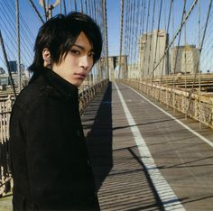 Matsushita Yuya - dancer, actor, singer (voice of an ANGEL), and adorable yet sexy... marry me?