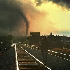 This tornado loves you