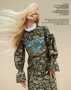 Jean Campbell's Bloomsbury Mood By Hyea W Kang For Vogue Korea December 2016 — Anne of Carversville  http://www.anneofcarversville.com/style-photos/2016/11/23/jean-campbells-bloomsbury-mood-by-hyea-w-kang-for-vogue-korea-december-2016