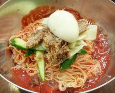 비빔냉면 Bibimnenmyun by Restaurante Sim Sim