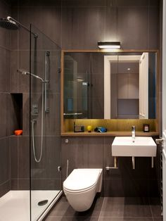 Amazing Ideas for Small Bathroom Designs