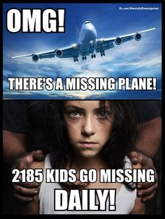 End child trafficking