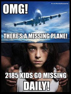 End child trafficking