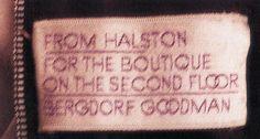 Halston: Hat