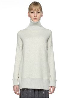 SWEATSHIRT- beymen club Must Haves, Turtle Neck, Sweaters, Fashion, Moda, La Mode, Pullover, Sweater, Fasion