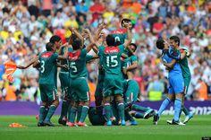 Mexico gana el oro!!!!!!!