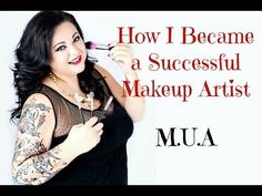 How I Became a Successful Makeup Artist: Tips For Beginners - YouTube