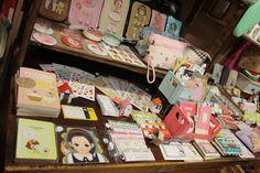 Sumaluna, tienda de cosas bonitas y artesanía papelería bonita cute stationery