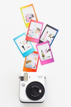 Plan ahead for outfits with your FUJIFILM INSTAX Mini 70 | How I Keep My Sanity While Packing for Trips
