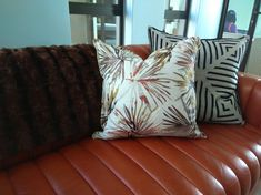 Soft Furnishings, Throw Pillows, Interior, Decor, Toss Pillows, Decoration, Upholstery Fabrics, Upholstered Furniture, Design Interiors