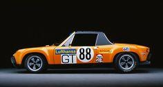 1970 Porsche 914-6 GT - Lufthansa