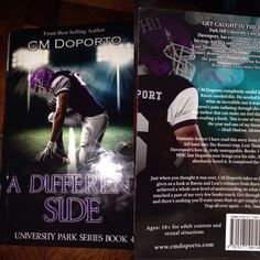 Paperback for A Different Side!