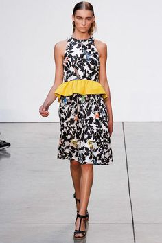 Thakoon Spring '13  http://www.renttherunway.com/designer_detail/thakoon    Repin your favorite #NYFW looks to get them from the Runway to #RTR!