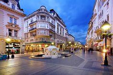 Knez Mihailova Street Belgrade