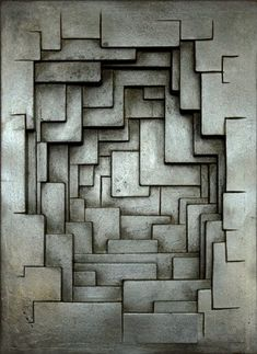 """Secret Scenes"" by David Rudolph! 3d Pencil Drawings, 3d Art Drawing, Space Drawings, Abstract Drawings, Figure Drawing, Illusion Kunst, Illusion Drawings, Illusion Art, Geometric Shapes Art"
