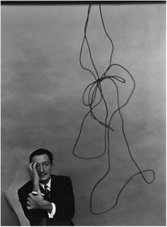 Dali. Is this guy crazy,or what?