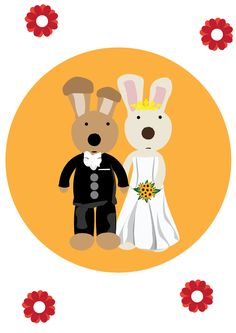 Rabbits Happily Ever
