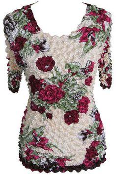 Polyester Floral Regular Size Tops & Blouses for Women Popcorn Shirts, Shirt Blouses, Blouses For Women, Floral, Cold Shoulder Dress, Long Sleeve, Shopping, Color, Tops