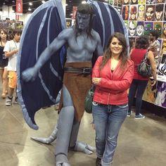Goliath & Elisa Maza Disney's Gargoyles Cosplay