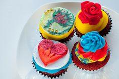.#tattoo #cupcakes by #amandacupcake