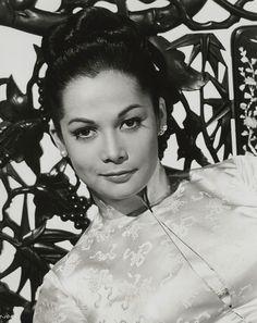 Glamorous Pin Up Nancy Kwan Vintage 1961 Flower Drum Song Photograph China Doll | eBay