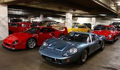 Petersen Automotive Museum open its vault to public for first time
