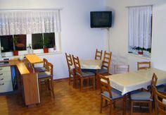 Vila Kamila - Česká republika ubytování Dining Table, Furniture, Home Decor, Decoration Home, Room Decor, Dinner Table, Home Furnishings, Dining Room Table, Home Interior Design