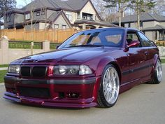 Your Guide to BMW E36 Coupe Replacement Parts