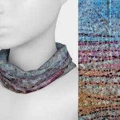 Scarves – Page 2 – u can wear it Tube Scarf, Wearable Art, Scarves, Fabric, How To Wear, Fashion, Scarfs, Tejido, Moda