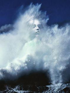 Wind/water sprite