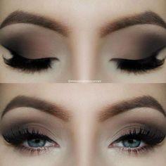 """Brown Matte Smokey Eye Tutorial ‖ Get """"Mieoko Kabuki Brush"""" for Free ‖"""
