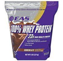 100 Whey ProteinEAS 5 LB Resealable Bag Chocolate *** You can get more details by clicking on the image from Amazon.com