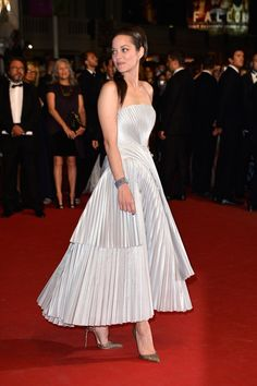 Marion Cotillard in Christian Dior #Cannes2014