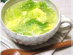 炒めたキャベツの♡中華スープ★160515作ったよ。簡単なのにお店の味!