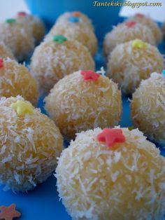 Tante Kiki: Χριστουγεννιάτικα φιλάκια ινδοκάρυδου ή αλλιώς τρο...