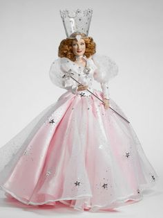 Billie Burke as Glinda, the Good Witch - The Wizard of Oz