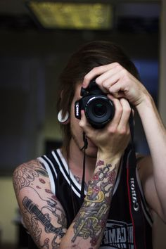 Tattooed photograph. #tattoo #tattoos #Ink