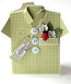 Shirt card pattern by Cheigl