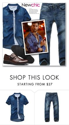 """""""Newchic 10"""" by lejla-7 ❤ liked on Polyvore"""