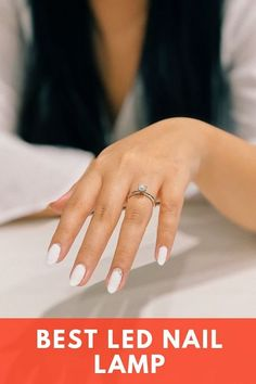 The rustic wedding ceremony trend is always really going successful, and every d. The rustic wedding ceremony trend is always really going successful, and every day I realize much more unique projects a. Nails Inc, Gel Nails, Acrylic Nails, White Nail Polish, White Nails, White Manicure, Nail Swag, Ring Designs, Nail Designs