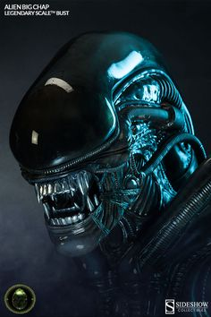Alien 'Big Chap' Legendary Scale Bust by Sideshow Collectibles