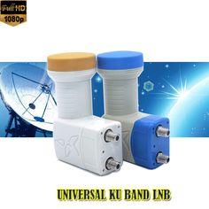 Hight quality full HD DIGITAL KU-BAND Universal twin LNB  Satellite LNB satellite receiver lnb universal ku lnb