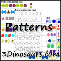 Lots of cool worksheets in all subjects, do a dot worksheets for word families too