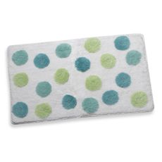 """Glee Rain 21"""" x 34"""" Accent Rug from BB, maybe this one for the bathroom."""