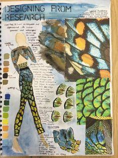 fashion sketchbook 65 ideas for fashion portfolio book layout sketchbook ideas Sketchbook Layout, Textiles Sketchbook, Gcse Art Sketchbook, Fashion Design Sketchbook, Fashion Design Drawings, Sketchbook Inspiration, Fashion Sketches, Sketchbook Ideas, Dress Sketches